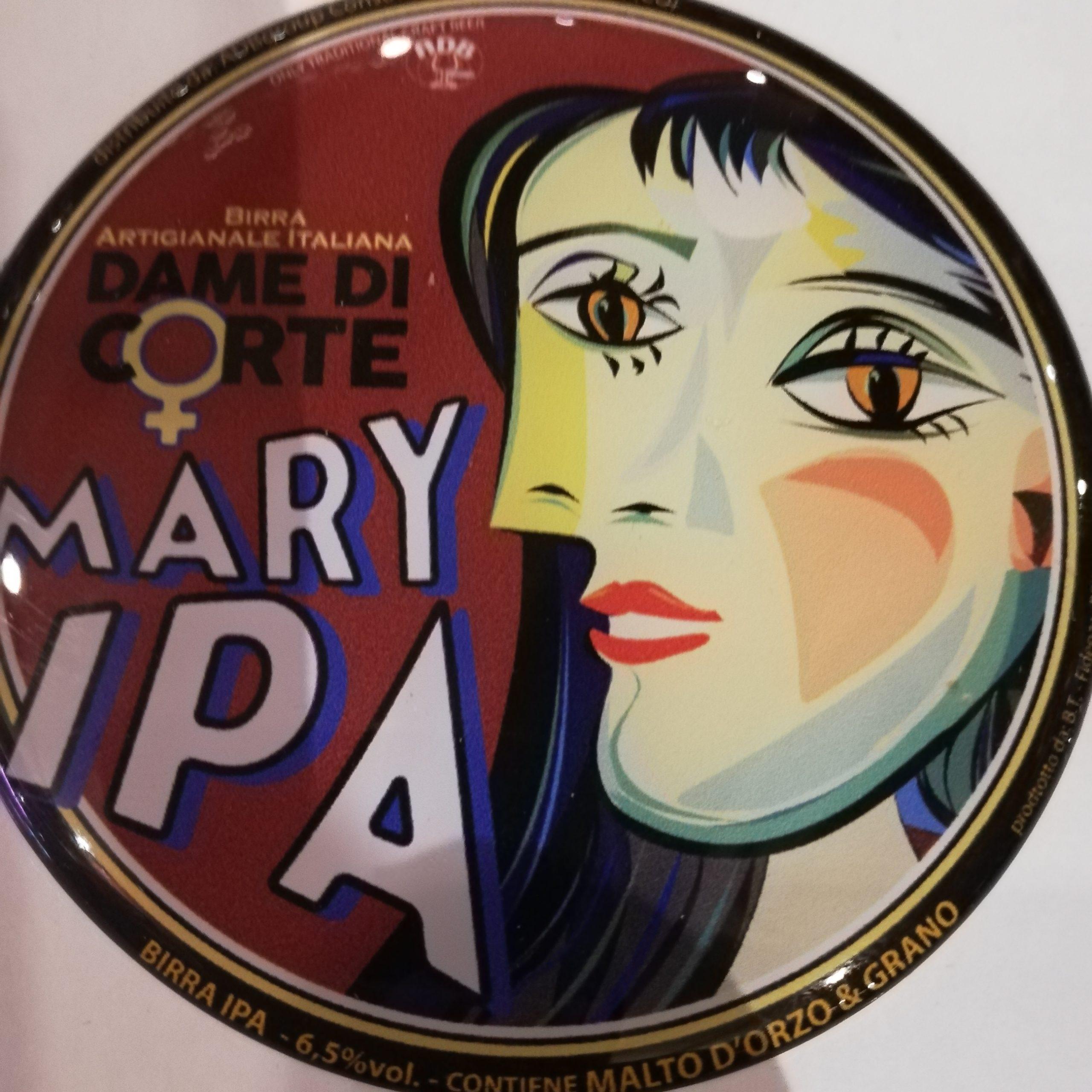 Mary IPA (Birrificio Toccalmatto) Italia